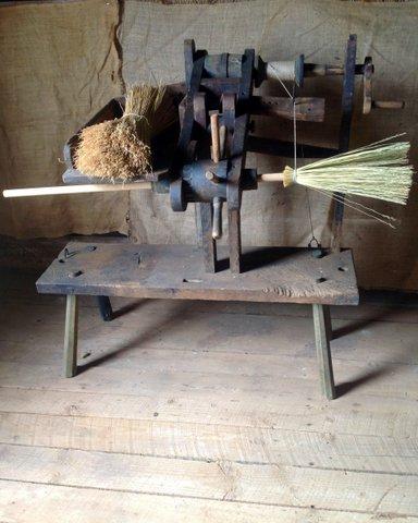 Museum - Kick n' Stitch Brooms