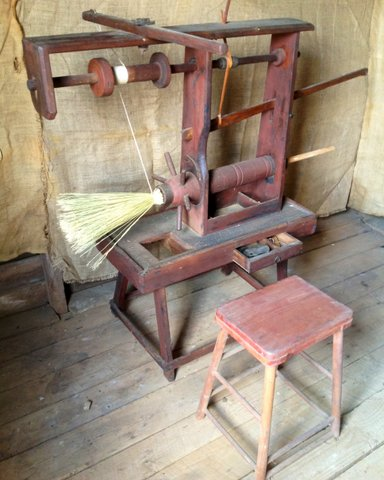 broom making machine for sale